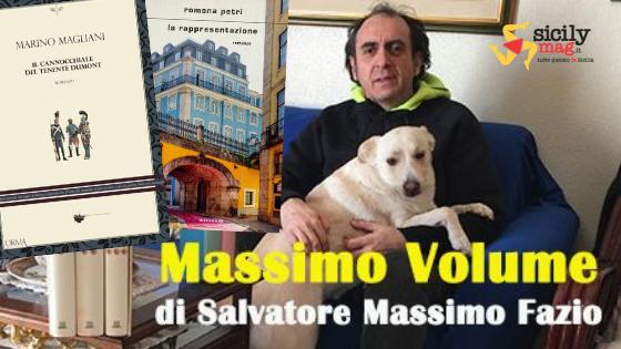 SMF per 'Massimo Volume' (blog di letture su SicilyMag) – Le novità editoriali da giovedì 06/05 a mercoledì 12/05 2021