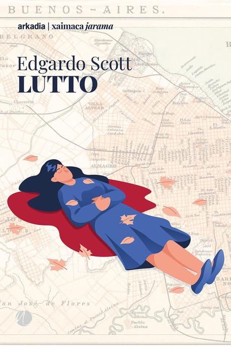 """Clicca sulla cover per acquistare """"Lutto"""" di edgardo Scott"""