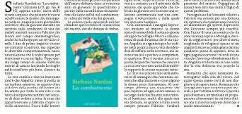 SMF per La Sicilia – I segreti che emergono dal passato – Recensione a 'La combattente' – di Stefania Nardini