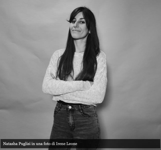 Clicca sulla cover per leggere l'intervista a Natasha Puglisi