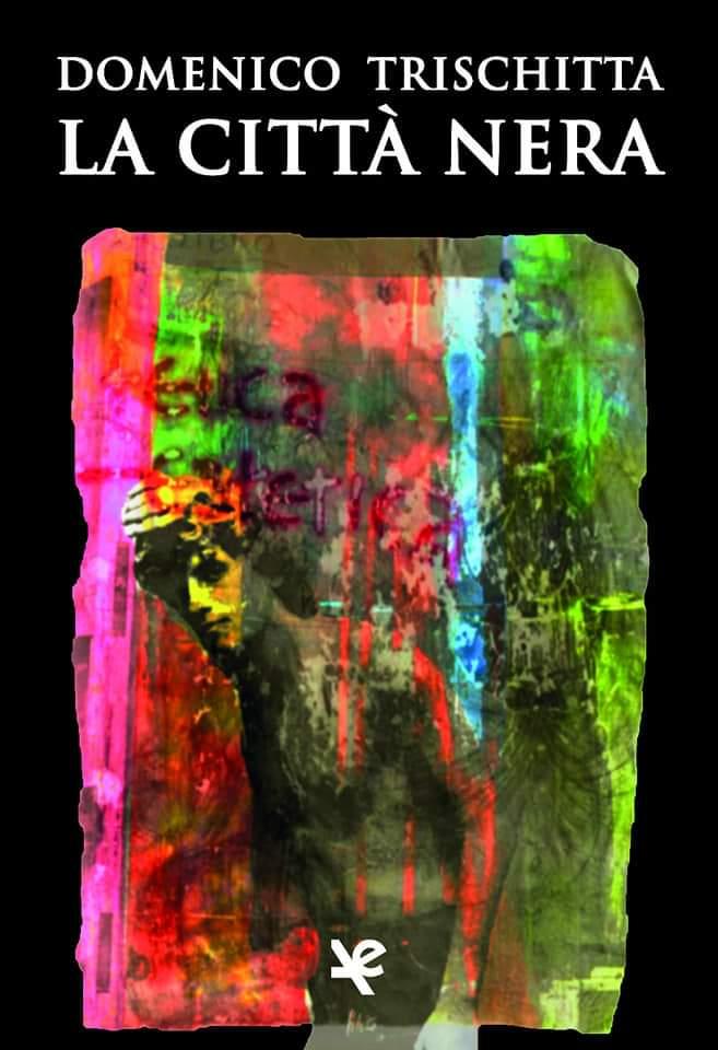 La cover del nuovo romanzo di Trischitta elaborata da Fabio D'angelo