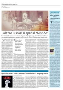 Clicca sulla pagina per leggere La Sicilia in versione integrale