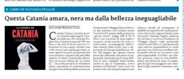 SMF per La Sicilia – Questa Catania amara, nera ma dalla bellezza ineguagliabile