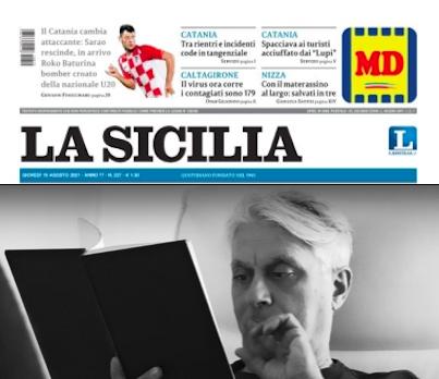 SMF per La Sicilia – Ritorno a Catania sul filo dei ricordi – Intervista a Giovanni Coppola