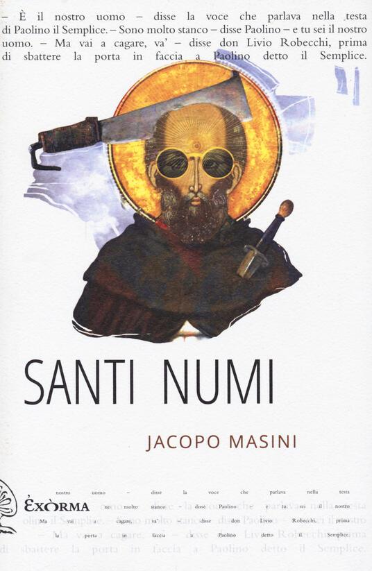 Clicca sulla cover per acquistare il libro di Jacopo Masini