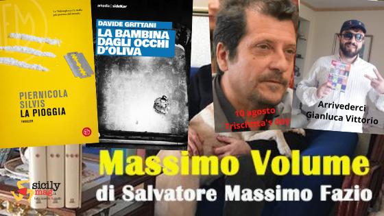 SMF per SicilyMag – Novità editoriali dal 31 agosto al 6 settembre nel ricordo di Gianluca Vittorio