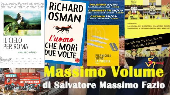 SMF per SicilyMag –  Novità editoriali dal 28 settembre al 4 ottobre 2021