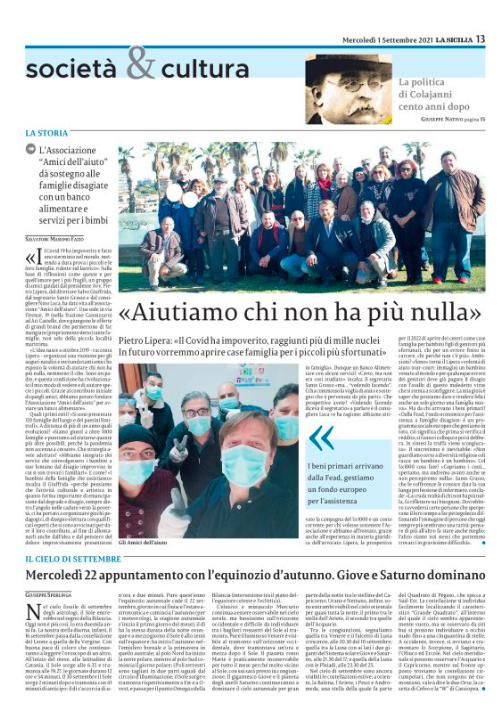Clicca sulla pagina per comperare La Sicilia a soli € 0,99