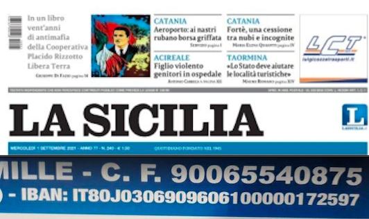 """SMF per La Sicilia- """"Aiutiamo chi non ha più nulla"""" – Intervista ai soci dell'ass. Amici dell'Aiuto"""