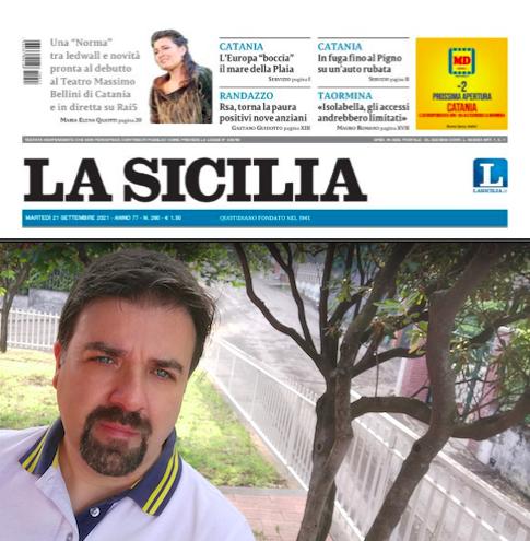 SMF per La Sicilia – Di Prima entra nella Banda Brancati (Intervista a Vladimir Di Prima)