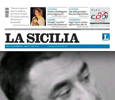 SMF per La Sicilia – «Abbiate idee e difendetele» – Intervista a Marco Iacona