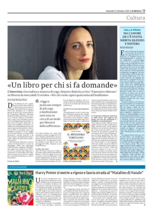 Clicca sulla pagina per acquistare La Sicilia a € 0,99