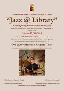 Jazz@Library 3° incontro