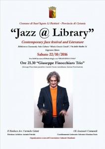 Jazz@Library 2° incontro