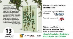 Presentazione Davide Grittani Strega 2019