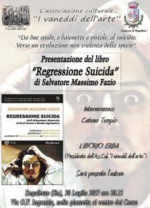 Presentazione Regressione Suicida