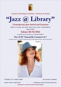 Jazz@Library 1° incontro