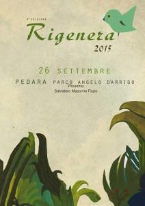 Rigenera 2015